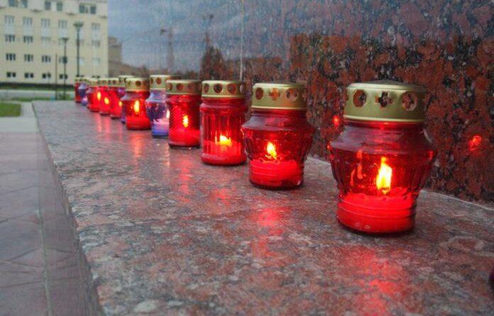 Жителей Усинска приглашают присоединиться к минуте молчания