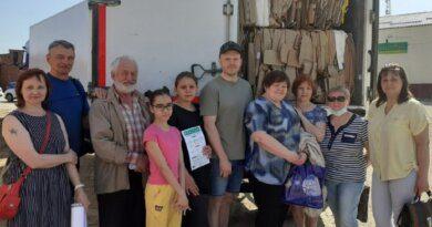Жителей Усинска продолжают обучать экологичному обращению с отходами