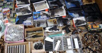 Жители Коми, и Усинска в том числе, стали обвиняемыми по делу о межрегиональном обороте оружия