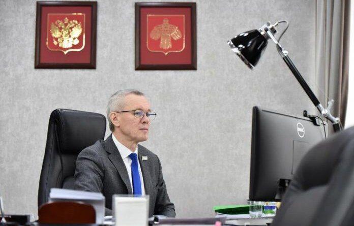 Жители Коми потребовали признать незаконным мандат спикера Госсовета республики Сергея Усачёва