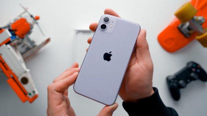 Жители Усинска могут выиграть iPhone 11