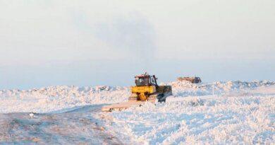 Зимник Нарьян-Мар – Усинск открыт для большегрузов