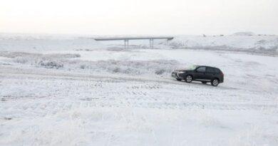 Зимник Нарьян-Мар – Усинск планируется открыть для легковых машин на следующей неделе