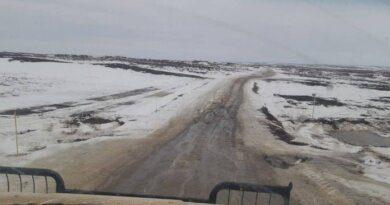 Зимник Нарьян-Мар – Усинск сегодня закрывается досрочно