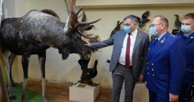 Знакомство прокурора с Усинском началось с прекрасного